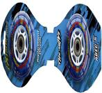 Wheelset StreetSurfing Clear Blue (WH06-EX-BL-6)