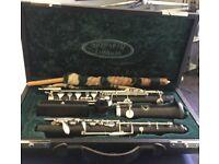 Howerth student Oboe & Music sheet