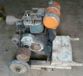 Petter stationery engine