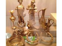 Collection of Brass Ornaments