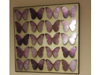 Stunning Purple Butterfly Picture
