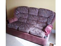Sofa Three Piece