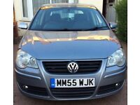 VW POLO 5 DOOR HATCHBACK EXCELLENT BODY WORK, NEW PARTS AND READY TO DRIVE AWAY!!!