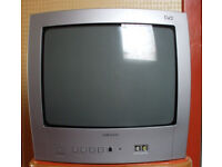 ORION TV14DT1 DIGITAL FREEVIEW TV ALMOST NEW.