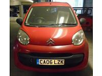 06 CITROEN C1 LOW MILEAGE