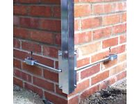 2 Pairs of Bricklayers Profiles