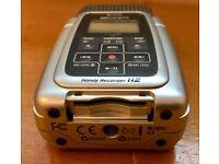 ZOOM H2 Handy Digital Recorder. Brilliant stereo recording in wav or mp3 formats