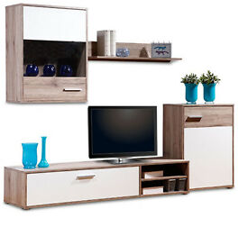 Brand New! Living Room Furniture Set Tv Stand Cabinet Cupboard Shelf Component Section