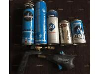 Gas blow torch