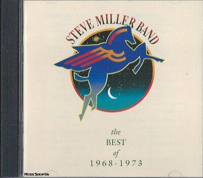 STEVE MILLER BAND - The Best Of 1968-1973 / Holland - Pop Rock Music