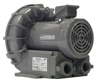 Vfz501a-7w Fuji Regenerative Blower 2.7 Hp 208-230460 Volts