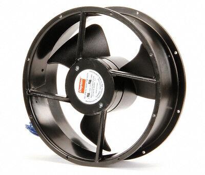 Dayton 10 Round Ac Axial Fan 115v 27 Watts 665 Cfm Model 3vu71