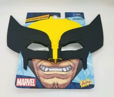 Wolverine Sunglasses Mask Sun-Staches Sunglasses (Wolverine Sunglasses)