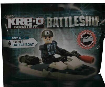 Kreo Barco de Guerra A0794 Batalla Barco 26 Pieces