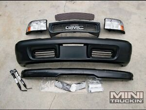 WANTED: GMC Sonoma front clip