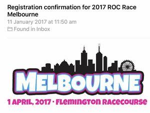 Roc Race 1st April 2017 Hawthorn Boroondara Area Preview
