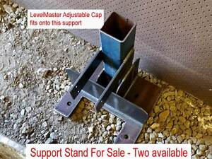 Remove unwanted columns under house- Support Stands pair Terrigal Gosford Area Preview