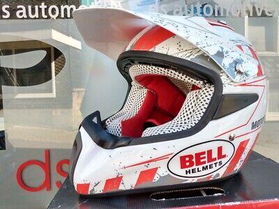 BELL Motocross ,Enduro,MTB,BMX, HELM Größe XS 54-55cm