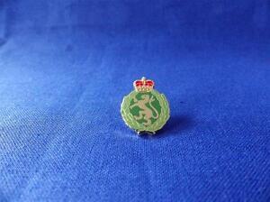 WOMENS ROYAL ARMY CORPS ( WRAC ) LAPEL PIN