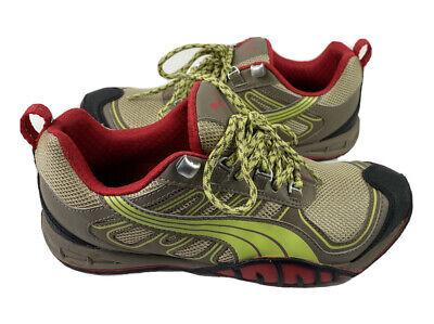 Puma Women's Running Trail Hiking Shoes Eco Ortholite Comfort  Size 7 EUC