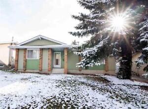 3 Bedroom Home in Sherwood Park, Double Car Garage and Shed!