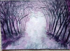 Acrylic painting on canvas Lane Cove North Lane Cove Area Preview