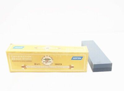 Sticks /& Stones Unltd AFF-344 Alum Oxide Fine 320 Grit Half Round File Stone