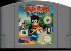 Nintendo Game Cartridge DIDDY KONG RACING 024900161164