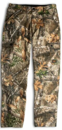 New WALLS 34 32x31 REALTREE XTRA Medium Mens Work Pants Hunting Jeans Adjustable