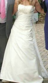 Brides Dress . Price Dropped for quick sale