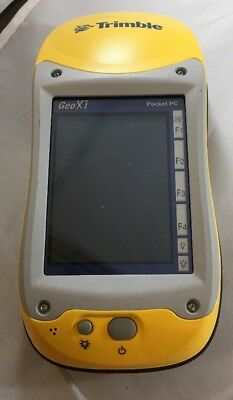One 1 Trimble Geoxt Pocket Pc Geoexplorer Pn 50950-20 Fast Shipping G2
