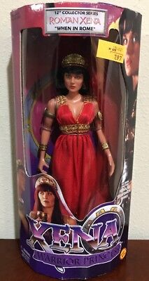 "Xena Warrior Princess When In Rome 12""Inch Doll Exclusive Collectible"