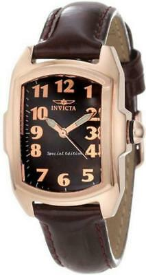 Invicta 12633 Baby Lupah Special Edition Leather Strap Resin Dial Womens Watch