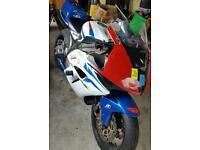 Honda Fireblade 1000rr Trackbike