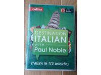 Learn Italian with Paul Noble - 2 CD Set