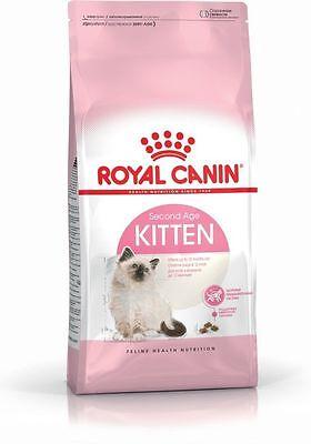 Royal Canin Feline Health Nutrition Kitten 36 Complete Dry Kitten Cat Food 400g