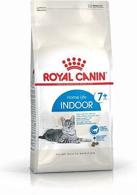 Royal Canin Feline Health Nutrition Indoor 7+ Complete Dry Cat Food 400g