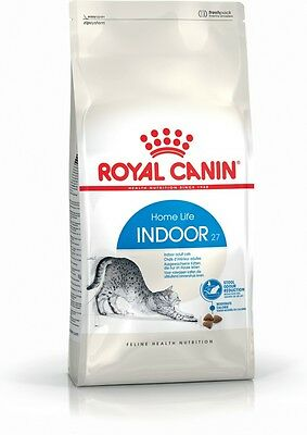Royal Canin Feline Health Nutrition Indoor Complete Adult Dry Cat Food 10kg