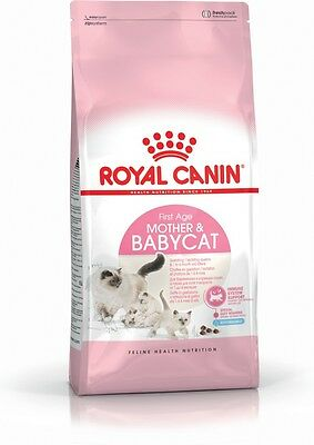 Royal Canin Feline First Age Mother & BabyCat Complete Kitten Cat Dry Food 400g