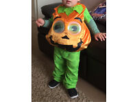 Infant pumpkin out fit size 2-3 years