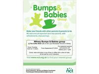 NCT Bumps and Babies Group Relaunch!