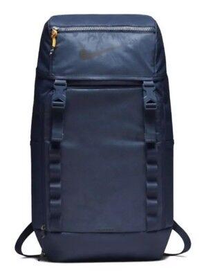 Nike Vapor Speed Printed Training Backpack THUNDER BLUE BLACK BA5815-471  New! ef01d2fe1fb8f