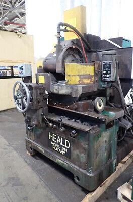 Heald Model 261 Rotary Surface Grinder Yoder 73215