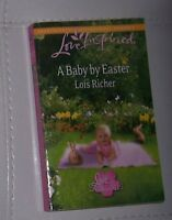 Book (Love Inspired)  Lois Richer - A Baby by Easter