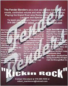 The Fender Benders Cambridge Kitchener Area image 1