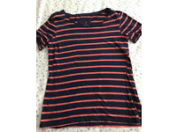 C river island stripe t shirt 10