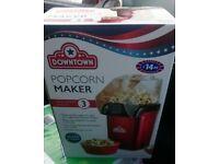 Popcorn maker brand new