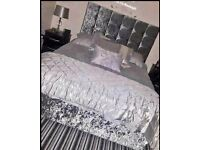 🌟FREE EXPRESS DELIVERY Divan bed set with mattress and FREE HEADBOARD🌟