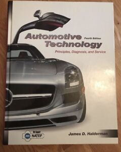 Automotive Technology 4th Edition