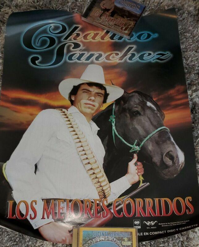 Chalino Sanchez Poster